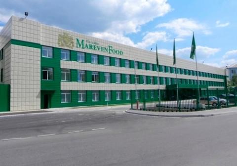 Виробництво Mareven Food Ukraine, м. Біла Церква